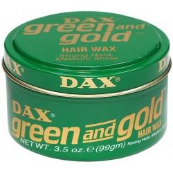 Dax Green And Gold Hair Wax...