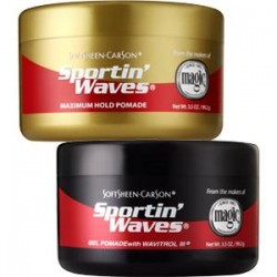 Softsheen Carson Sportin Waves