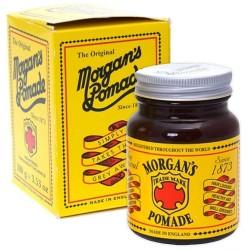 Morgan's Pomade Darkens...