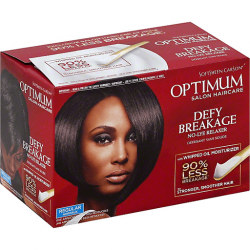 Optimum Of Nature Hair Relaxer