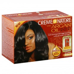 Creme Of Nature Hair Relaxer