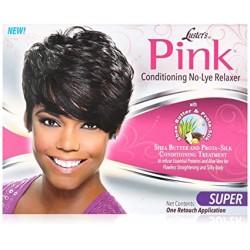 Pink Hair Relaxer