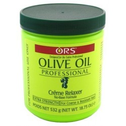 ORS Olive Oil Hair Relaxer Jar