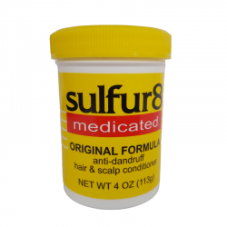 Sulfur 8 Medicated...